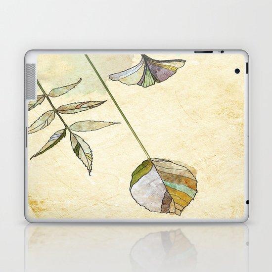 Leaf Study Laptop & iPad Skin
