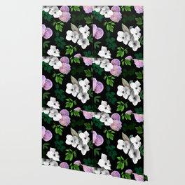 Night bloom Wallpaper