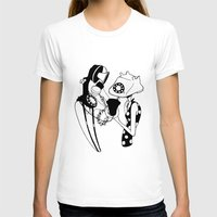 telephone T-shirts featuring Telephone Head by J. Kiakas