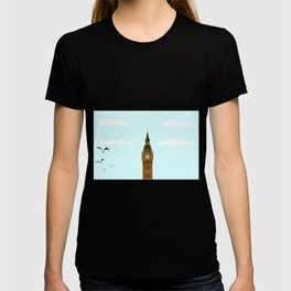 Big Ben Blue Skies T-shirt