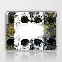 Skull Graffiti 1.0 Laptop & iPad Skin