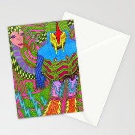 Medussa Luzza Stationery Cards