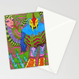 Medussa Luzza Stationery Cards