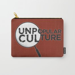 """Looking for Answers"" Unpopular Culture Carry-All Pouch"