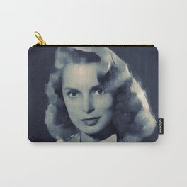 Janet Leigh, Hollywood Legend Carry-All Pouch