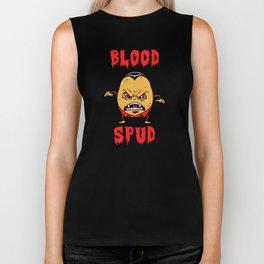 Blood Spud Biker Tank