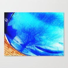CARscape Canvas Print