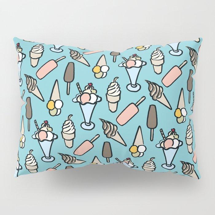My Ice Cream Diet Pillow Sham