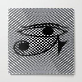 Eye of Horus2 Metal Print