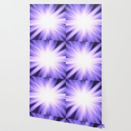 Violet light rays Wallpaper