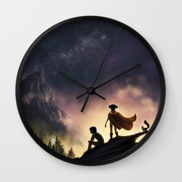 Eolyn - Volume 1 Cover Full art Wall Clock