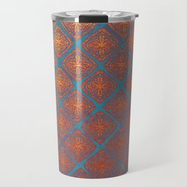 Brocade Travel Mug