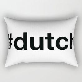 DUTCH Rectangular Pillow