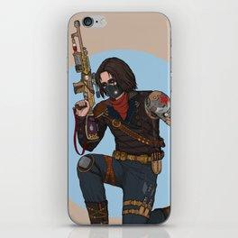 Steampunk!WS iPhone Skin