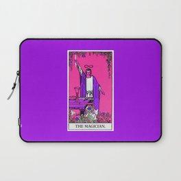 1. The Magician- Neon Dreams Tarot Laptop Sleeve