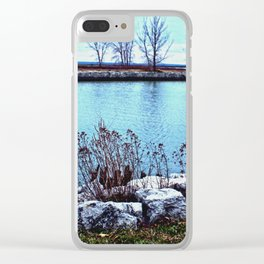 Buffalo Point Clear iPhone Case