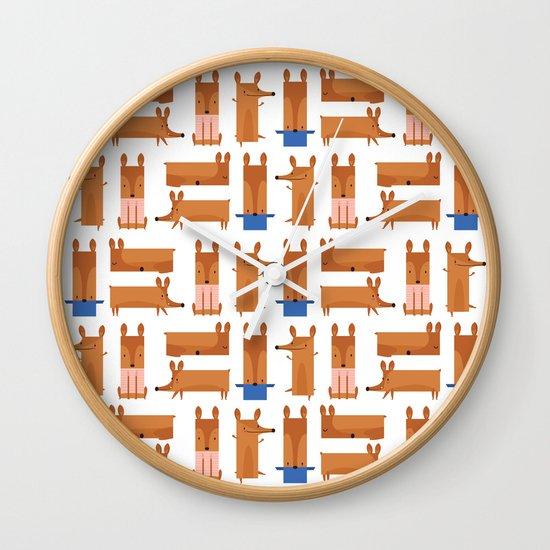 Niki Wall Clock