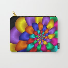 turn around with colors -28- Carry-All Pouch