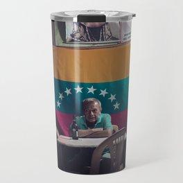 Bar Las Delicias- Caracas - Venezuela Travel Mug