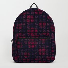 BASKETWEAVE PATTERN 6 Backpack