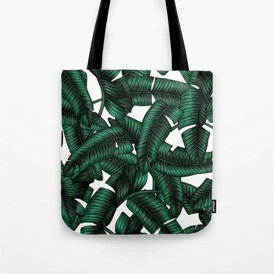 Banana leaves pattern. by vracovskaart