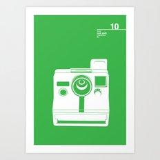 10_coolstuff_R Art Print