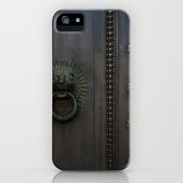 Dark Entry  iPhone Case