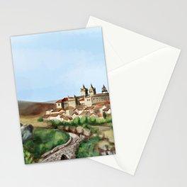 Viseu landscape Stationery Cards