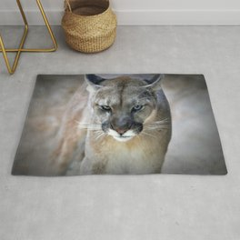 THE MOUNTAIN LION Rug
