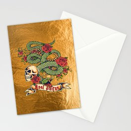Real Poison Stationery Cards