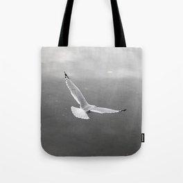 Flying Bird Tote Bag