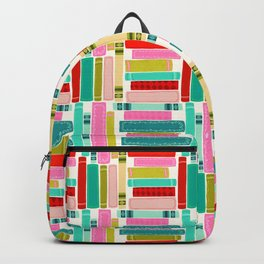 Amazing Super Awesome Books Backpack