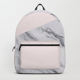 Rosy layers Backpack