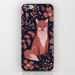 Woodland Fox iPhone Skin