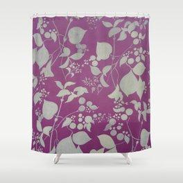 Feuillage Shower Curtain