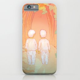 Hansel-&-Gretel iPhone Case