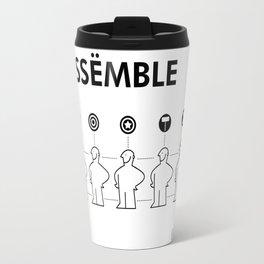 The Avengers X IKEA Mashup Travel Mug