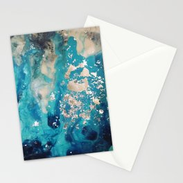 Galactic sparks Stationery Cards