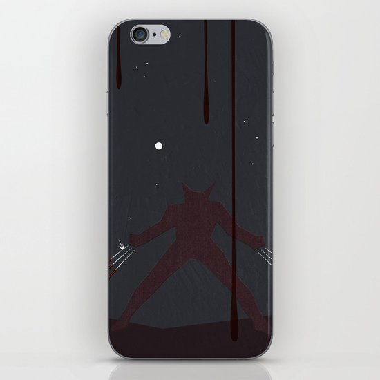 Knives Out iPhone & iPod Skin