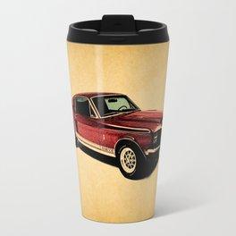 The Shelby GT 500 Travel Mug