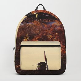 In the wind Backpack