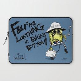 Fear and Loathing in Bikini Bottom Laptop Sleeve