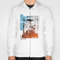 A.H. Collage Hoody