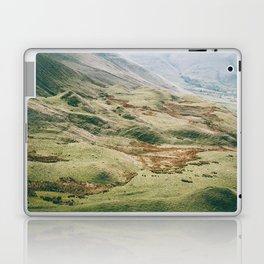 Mam Tor Views Laptop & iPad Skin