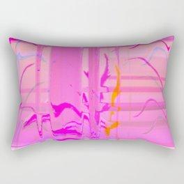 Delusions Rectangular Pillow