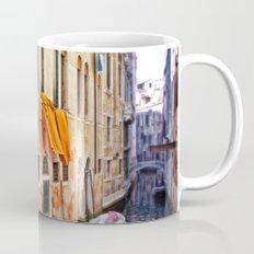 wash day in Venice Mug
