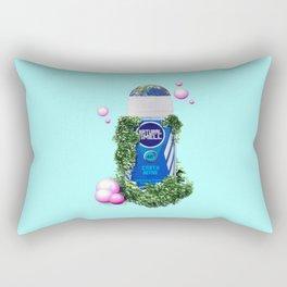 ARMPIT DEODORANT - NATURE EARTH Rectangular Pillow