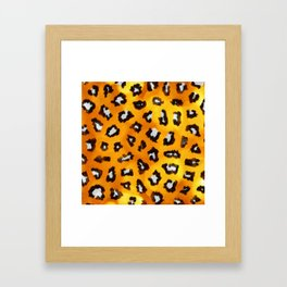 Fur XXI Framed Art Print