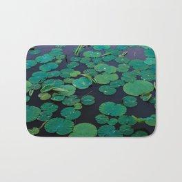 Temple Lilypond Bath Mat