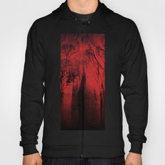 Blood red sky Hoody